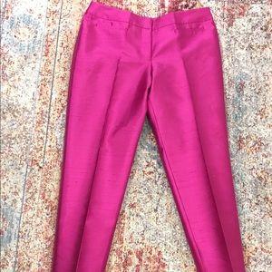 Talbots Fuchsia Ankle pants (12)
